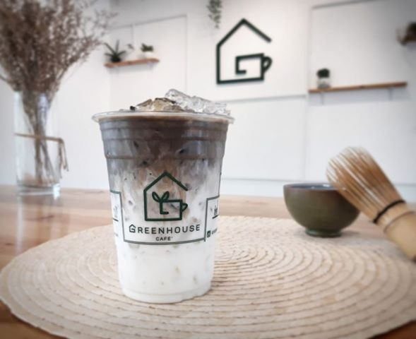 ร้าน Greenhouse Cafe' Chanthaburi